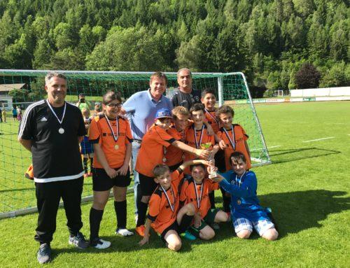 Fußball-Cup für unsere Volksschulen …