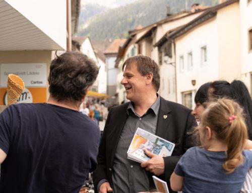 Bludenz: Nachbarschaft leben