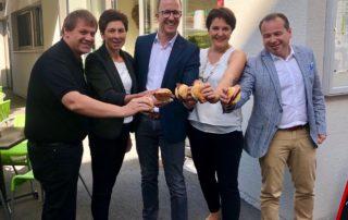 Gemeinsam für einen starken Vorarlberger Süden