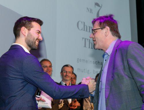 #esistzeit: Ein neuer politischer Weg mit unserem Bürgermeisterkandidaten Simon Tschann