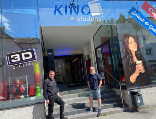 Bludenzer Kino als erstes in Vorarlberg wieder in Betrieb