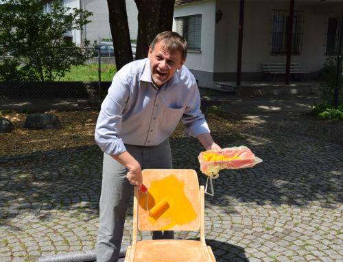 Bunte Stühle für eine nachhaltige Stadtentwicklung: Impuls aus der Mitte des neuen Kulturbeirats